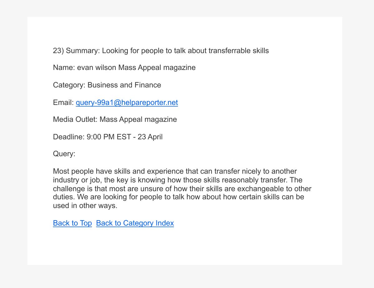 link-building-seoreseller-haro-email