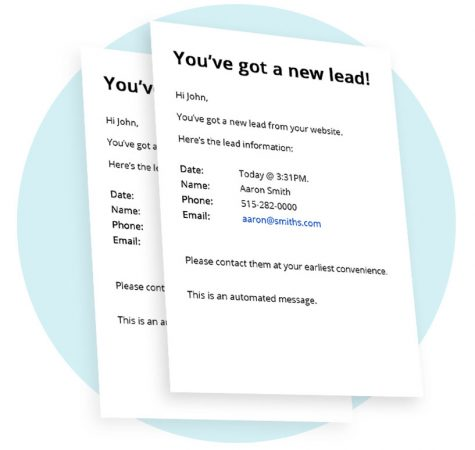 SEOReseller.com New Lead