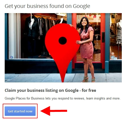 Google Places Listings Call 2 Action
