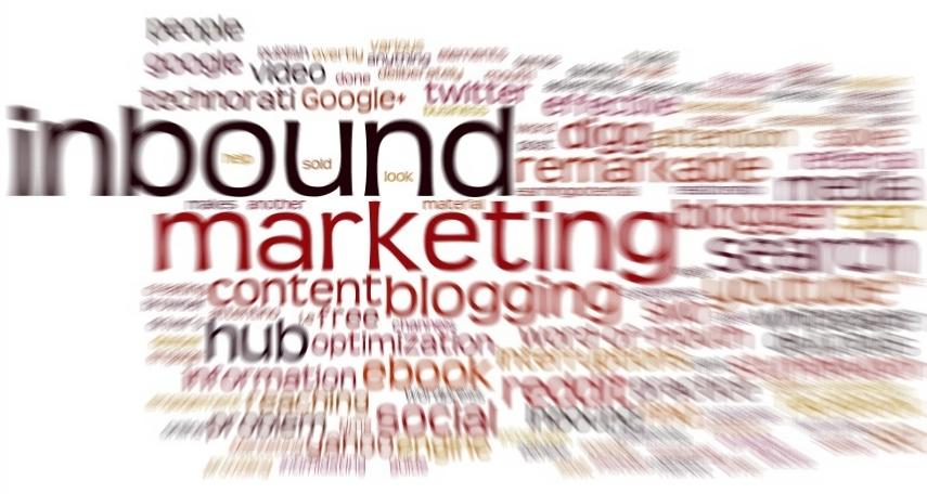 inbound marketing tag cloud