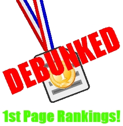 1st Page Rankings