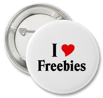 Freebies Button