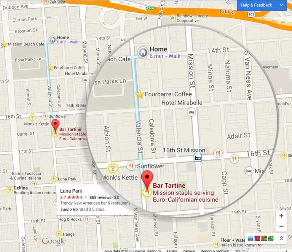 Google Launches New Maps Interface