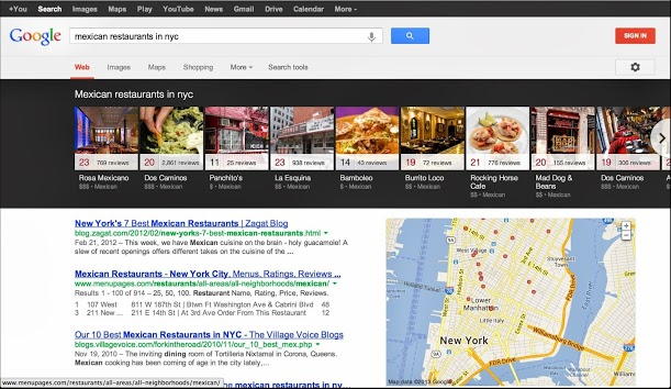 Google Local Carousel's Impact on Search