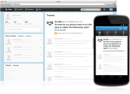 Twitter to Feature Retargeting Soon