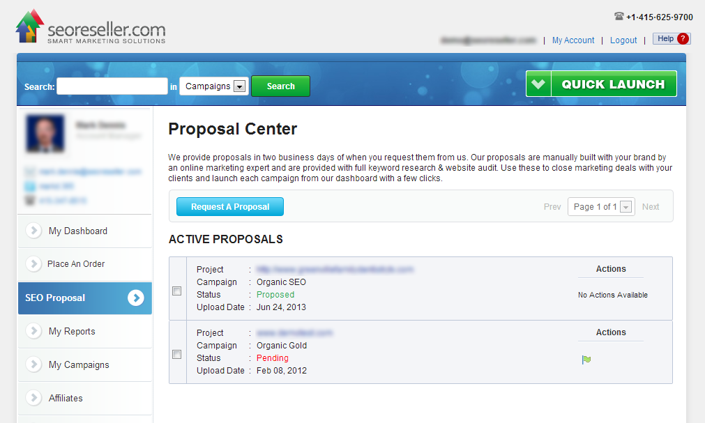 A Look at Our New Automated Proposals Feature