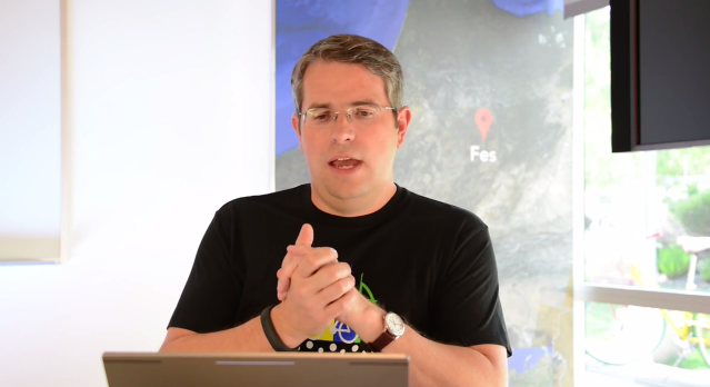 Matt Cutts offers advice to website owners with older domains