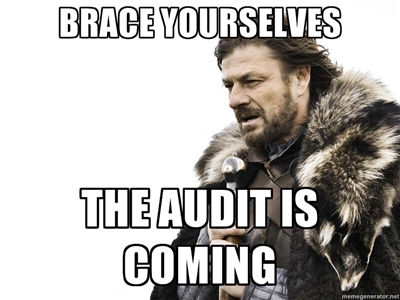 Content audit meme