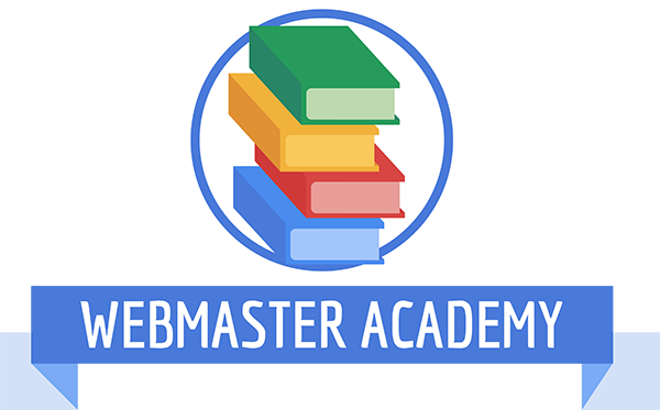 The Google Webmaster Academy logo