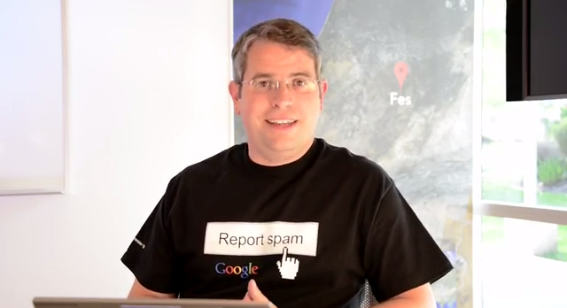 "Matt Cutts talks about how ""tricky"" it is to determine if a website has been hit by a"