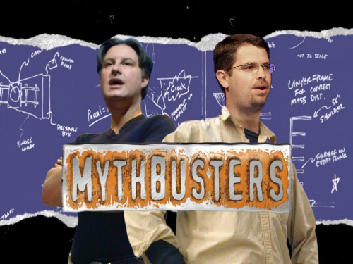 Duane Forrester and Matt Cuts: SEO Mythbusters
