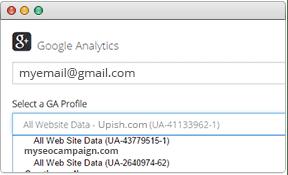 analytics-graph-report