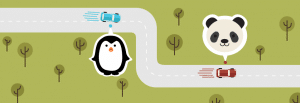 Panda Gets A Fresh Start, And Penguin Needs To Run Faster