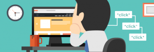 Website Navigation Issues