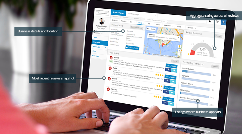 Introducing: SEOReseller's New Local Reputation Management Tool