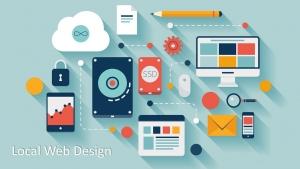 Local Web Design Pitch Deck