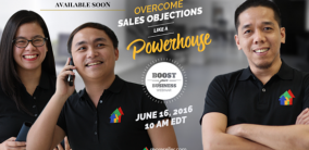 Overcome Sales Objections Like a Powerhouse | Boost Your Business Webinar Video and Transcript
