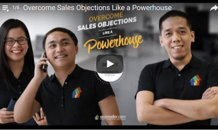 Overcome Sales Objections Like a Powerhouse