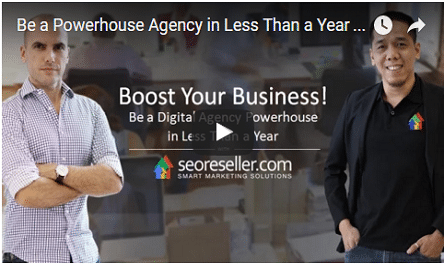 Be a Powerhouse Agency in Less Than a Year with SEOReseller