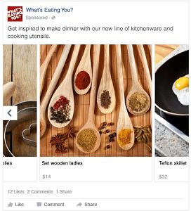 Ad Optimization - Facebook Ad Samples
