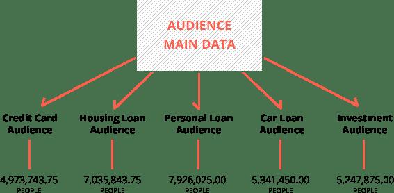 Audience Main Data