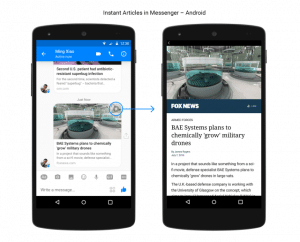 FB Instant Articles Messenger Roundup SEOReseller