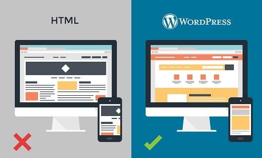 Migrate to WordPress