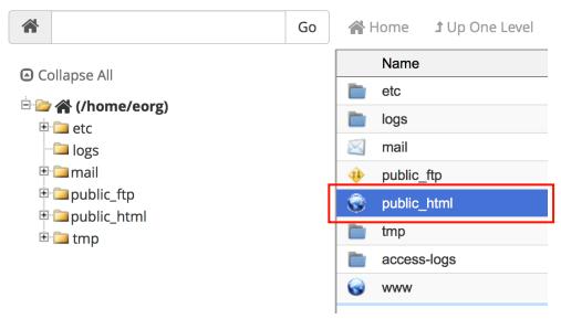 public-html