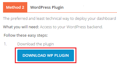 Method 2 - Download Plugin