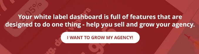 Sell SEO Local Clients SEO Dashboard - CTA