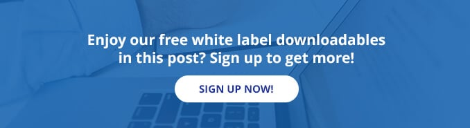 White Label Downloads - Sign Up Now