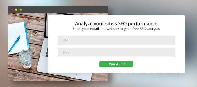 SEO Audit - Generate Leads Website