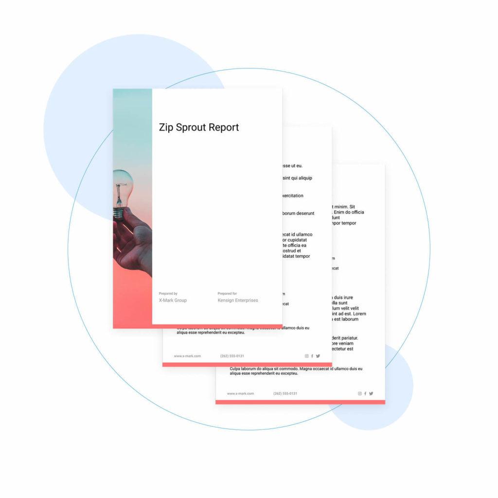 Content marketing report