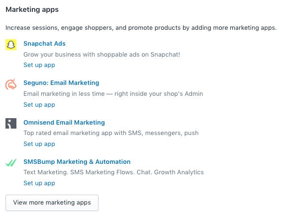 shopify web optimization USA