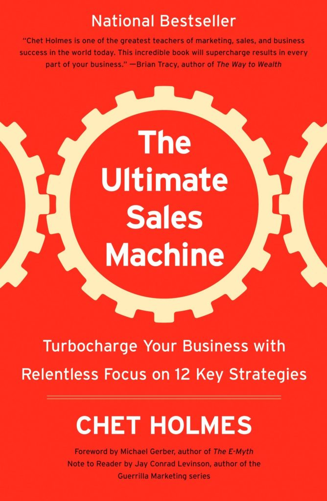 list of top sales books SEO