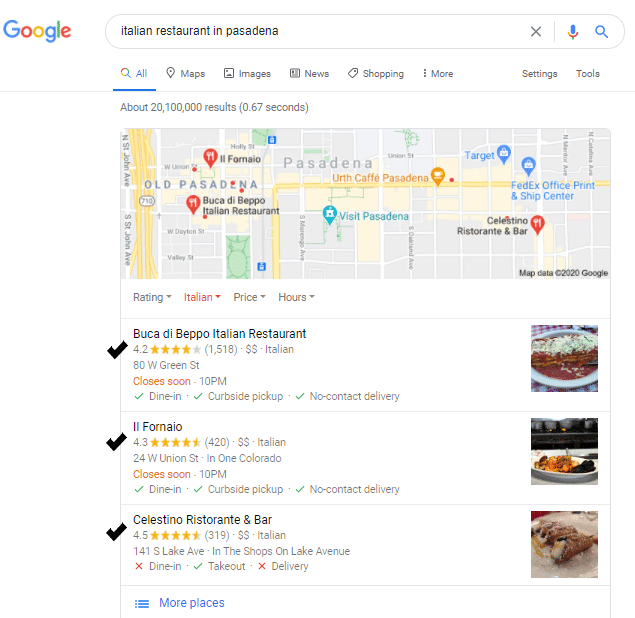 important review local seo